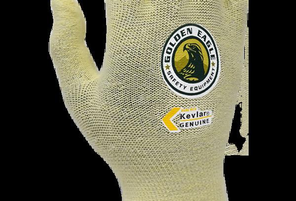 Guante anti-corte A2 Kevlar® y nylon Golden Eagle 10000