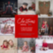 2019 $75 Custom backdrop christmas mini