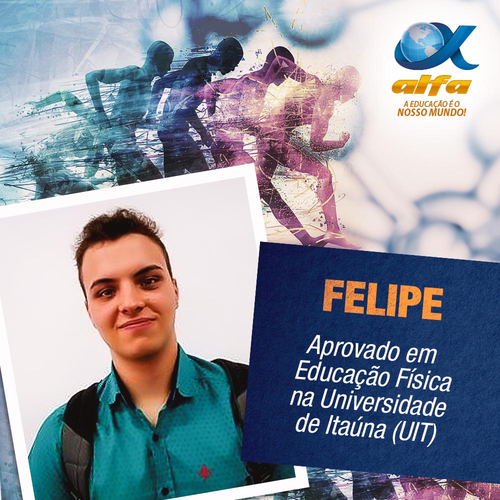 Felipe educação Física