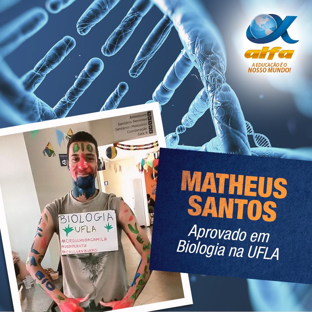 Matheus biologia