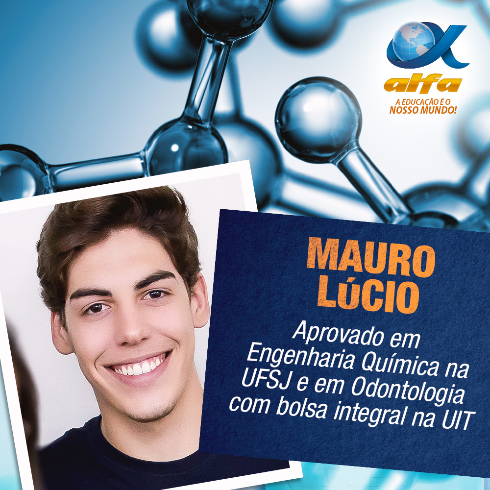 Aprovados Mauro Lucio