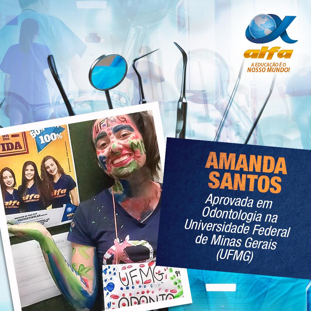 Amanda odontologia