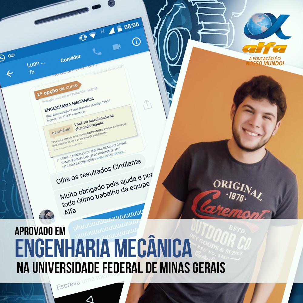 Luan Santiago UFMG
