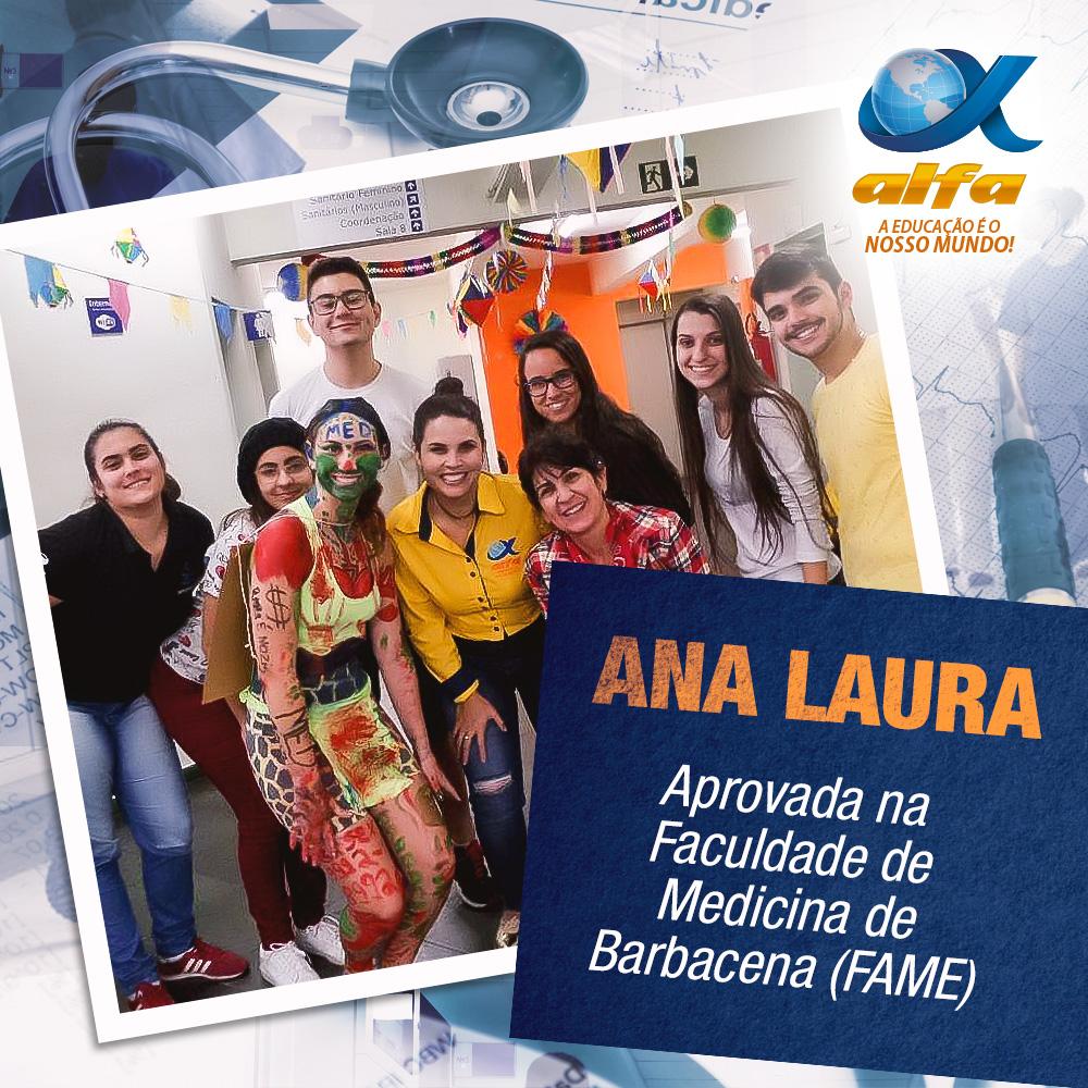 Ana Laura Medicina
