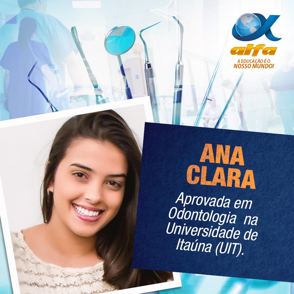Ana Clara odonto