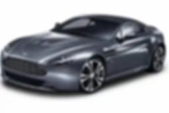 Aston Marting Vantage for rent