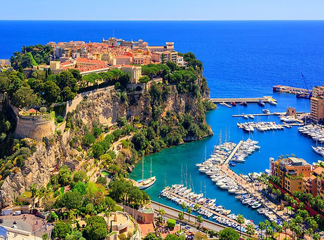 FRENCH RIVIERA DRIVING TOUR