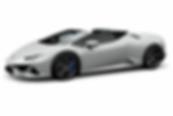 Lamborghini Huracan Evo Spyder rental