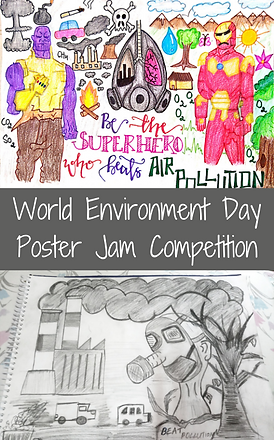 World Environment Day Poster Jam Competi