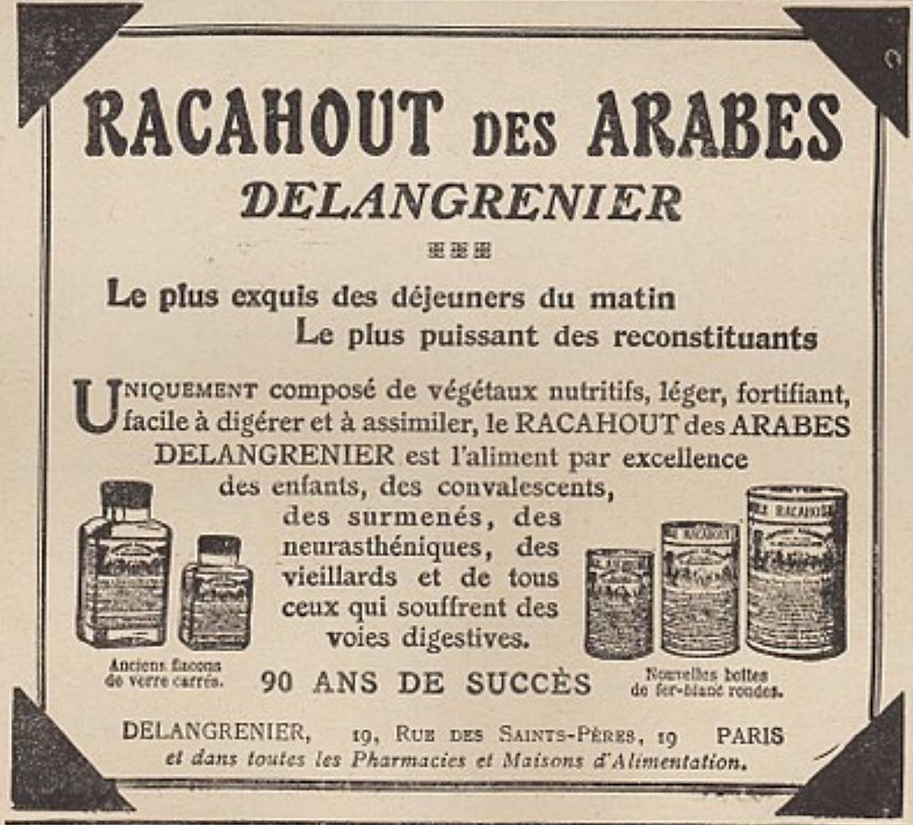 Publicité, juillet 1915