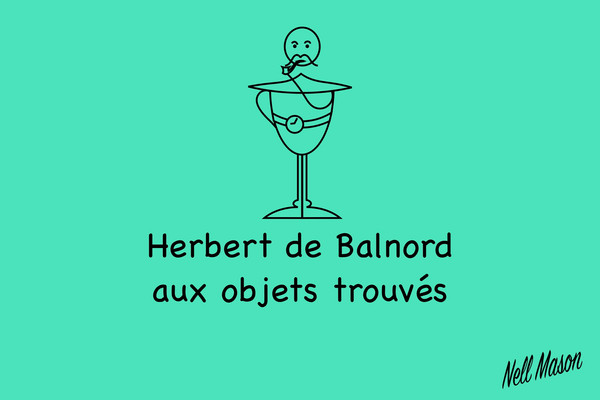 Herbert de Balnort aux objets trouvés