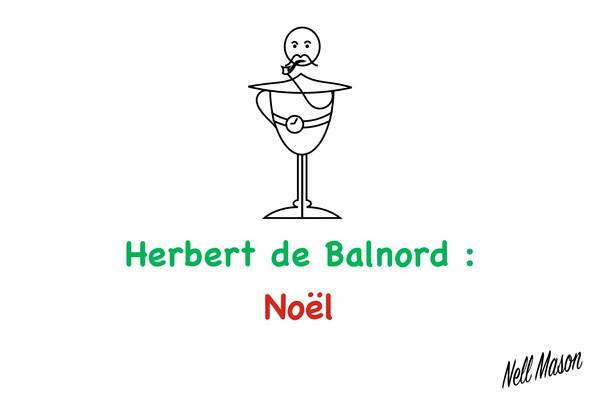Hubert de Balnort : Noël