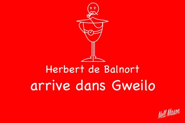 Hubert de Balnort dans Gweilo !