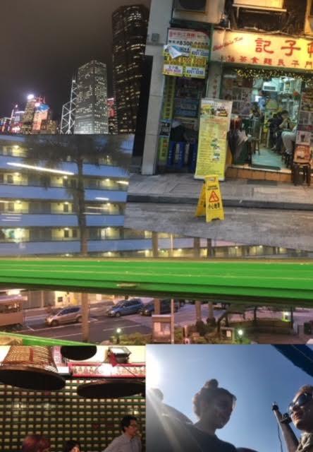 Glittery Jittery: Shine for me Hong Kong Baby