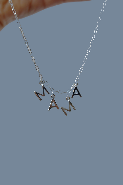 Collar Letters