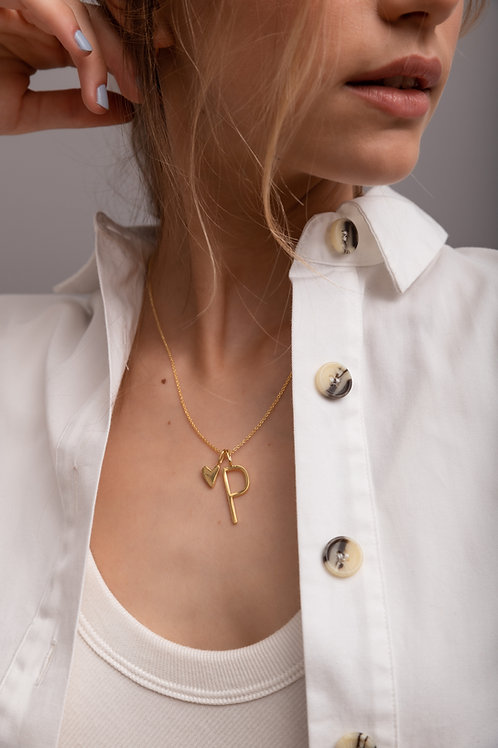 Collar Verona Dorado