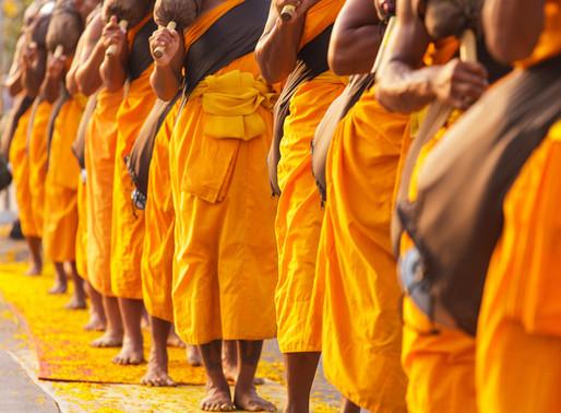 ◆日本テーラワーダ仏教協会 第一回「一時出家修道会」実施要項
