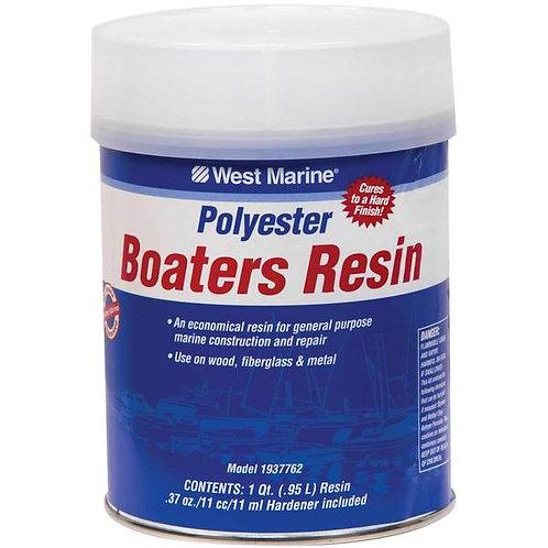 West Marine Boat Resin