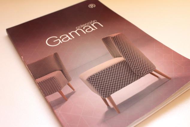 Diseño de catálogo de tapizados y tarifa técnica