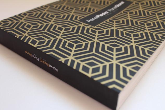 Diseño de catálogo de revestimientos
