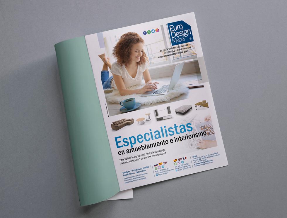 Idea y diseño de campaña publicitaria