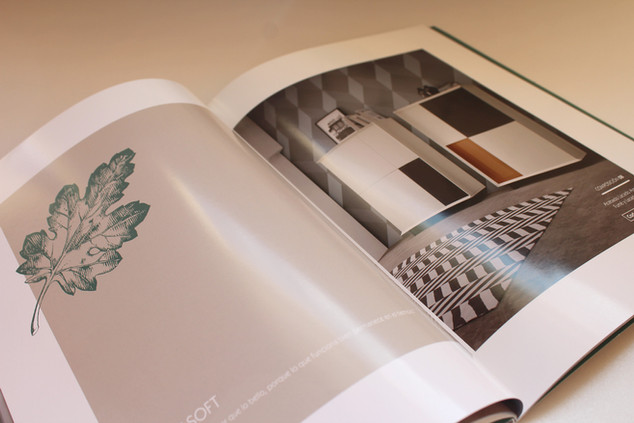 Diseño de catálogo de muebles y tarifa técnica