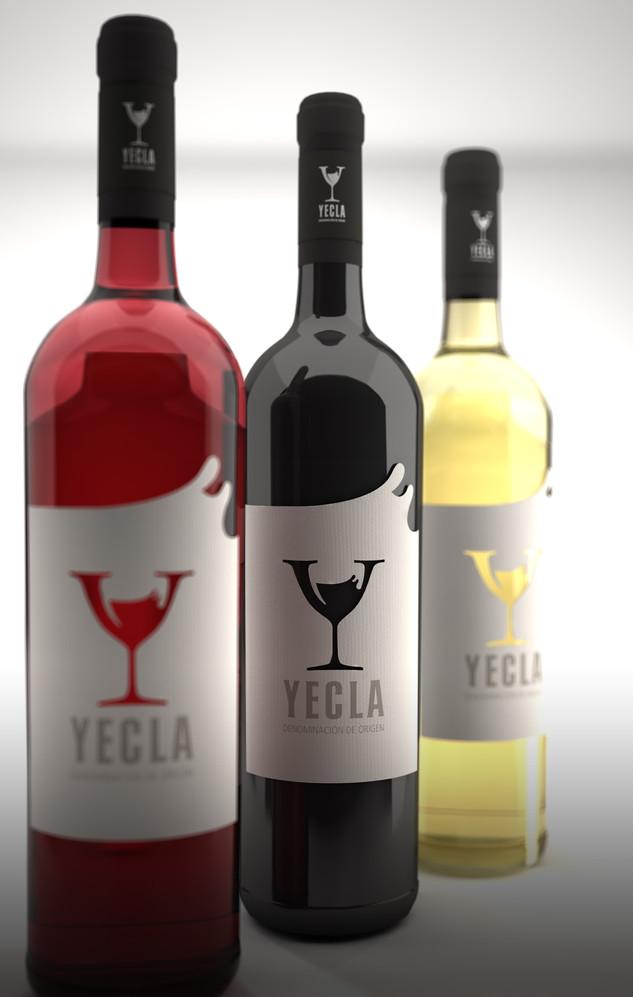 Diseño etiqueta vinos