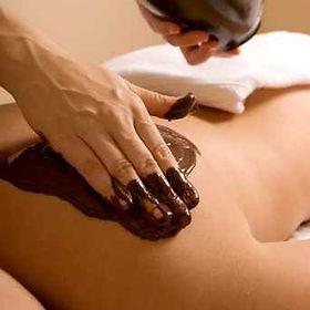 Massage tantrique au chocolat | Tantrathérapie | Frédéric DAVID