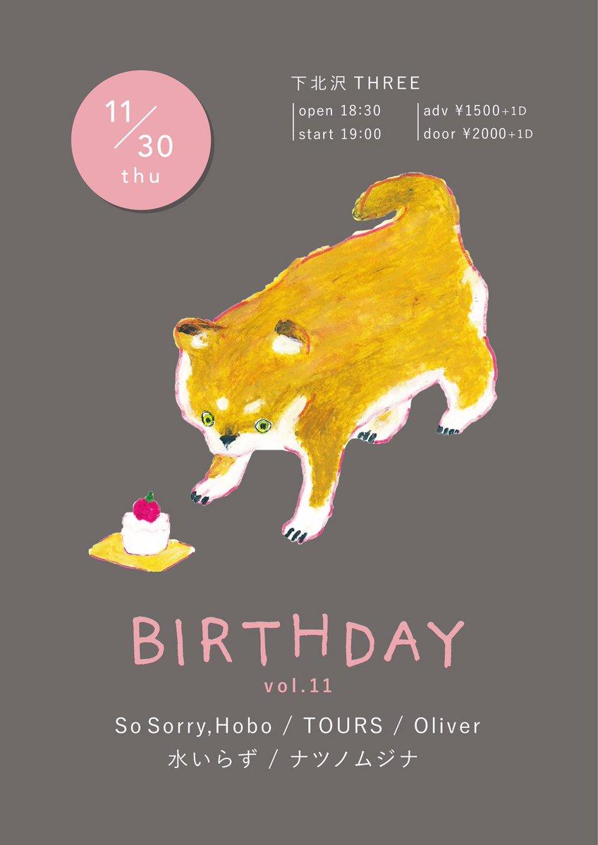 Birthday vol.11