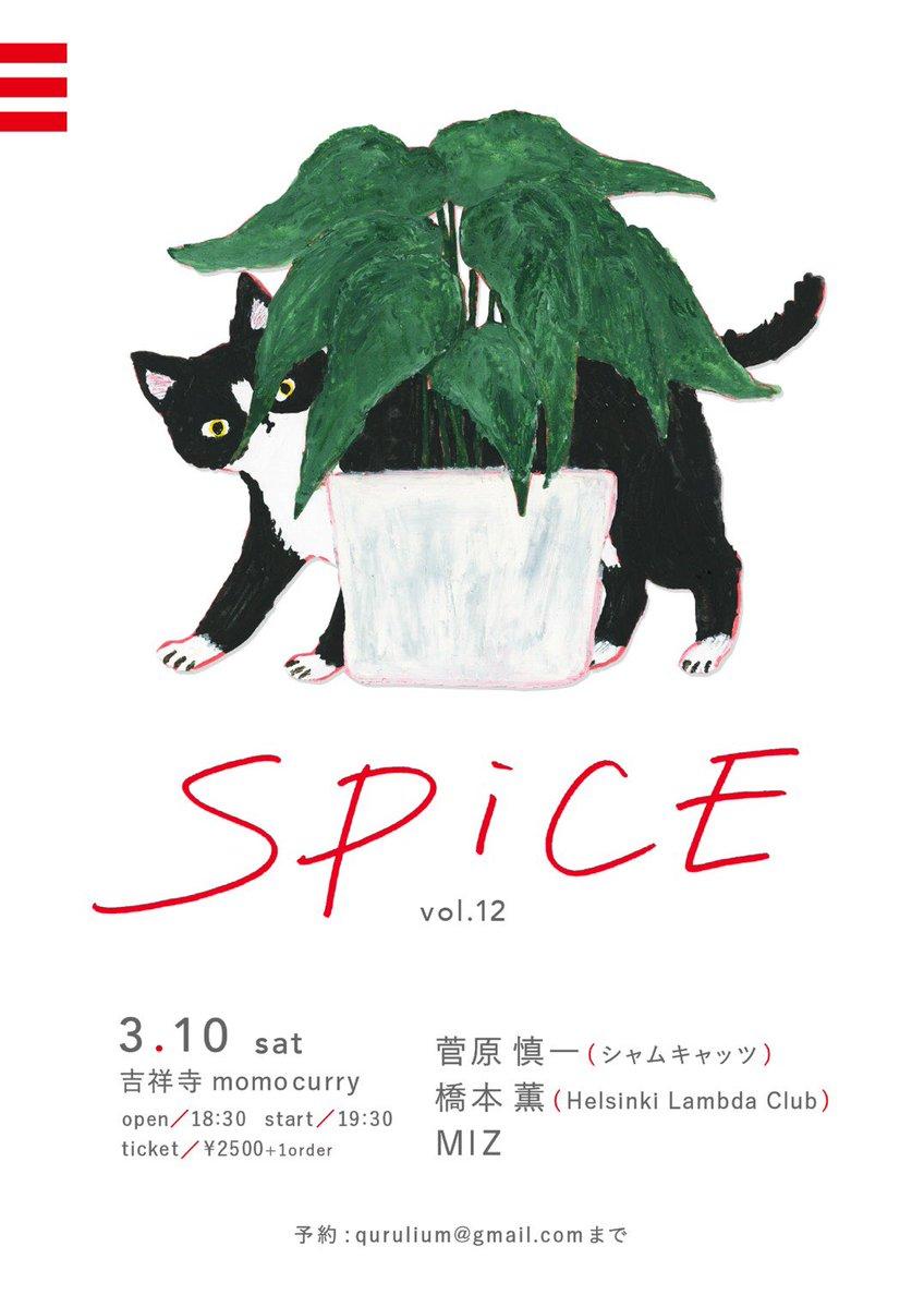 SPiCE vol.12