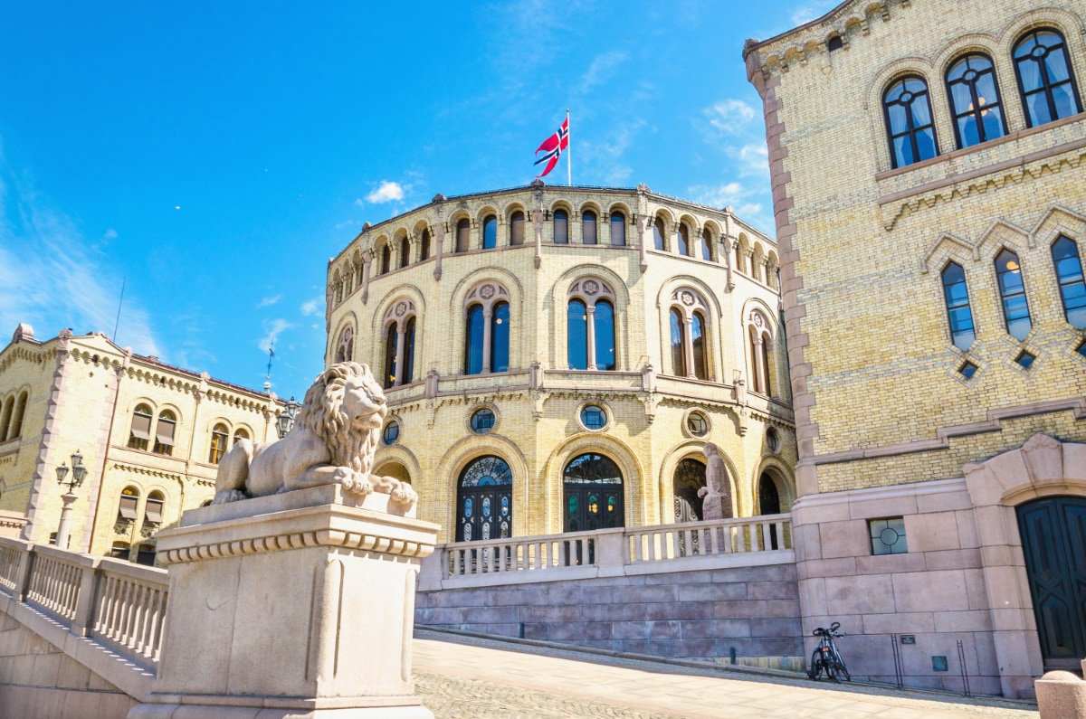 Oslo Downtown Highlights