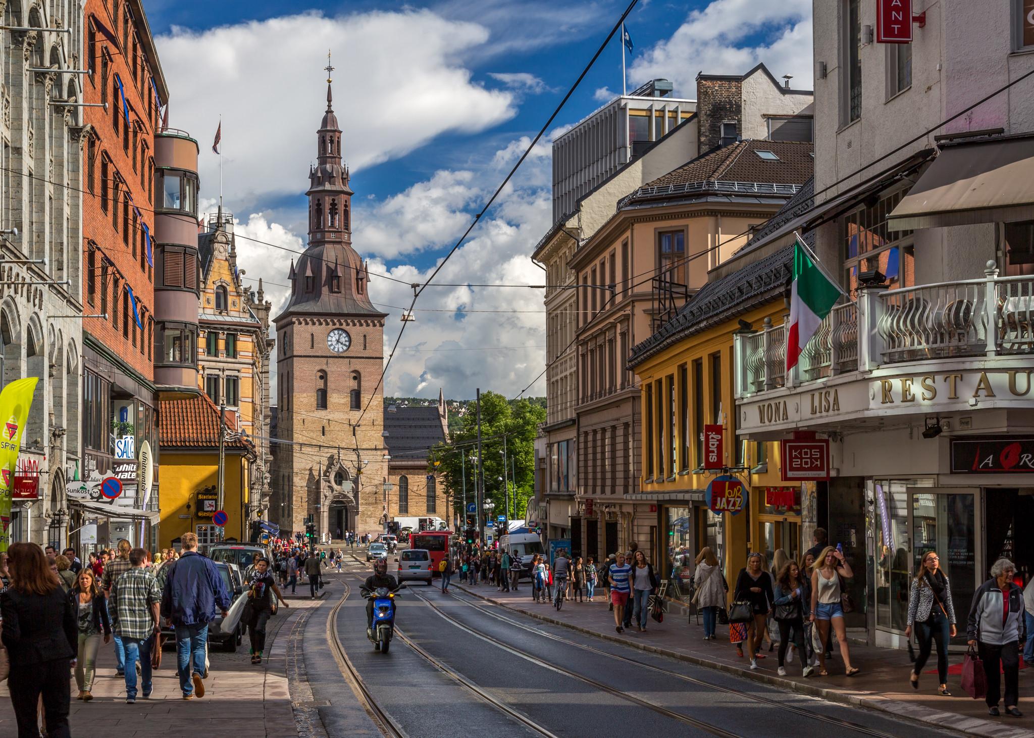 Oslo Essential Walking Tour