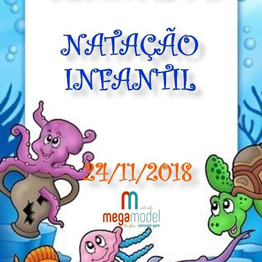 Festival de Natação Infantil