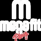Logo Mega Fit - Play Branco.png