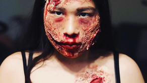 Cheap and Easy  Zero Waste Zombie Make-Up Tutorial