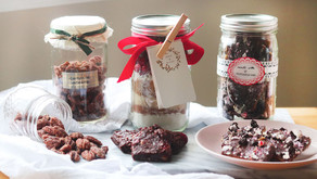 3 Vegan Friendly Edible Holiday Gifts in a Jar