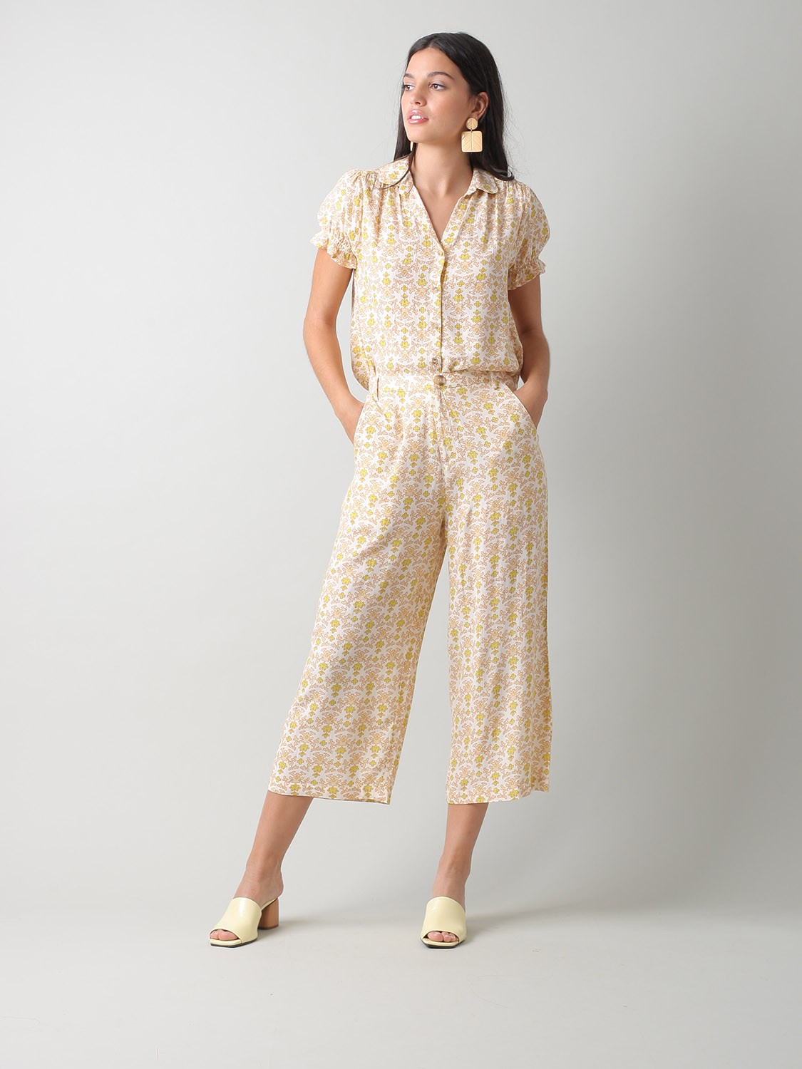 Patty Blouse/Boris Trouser