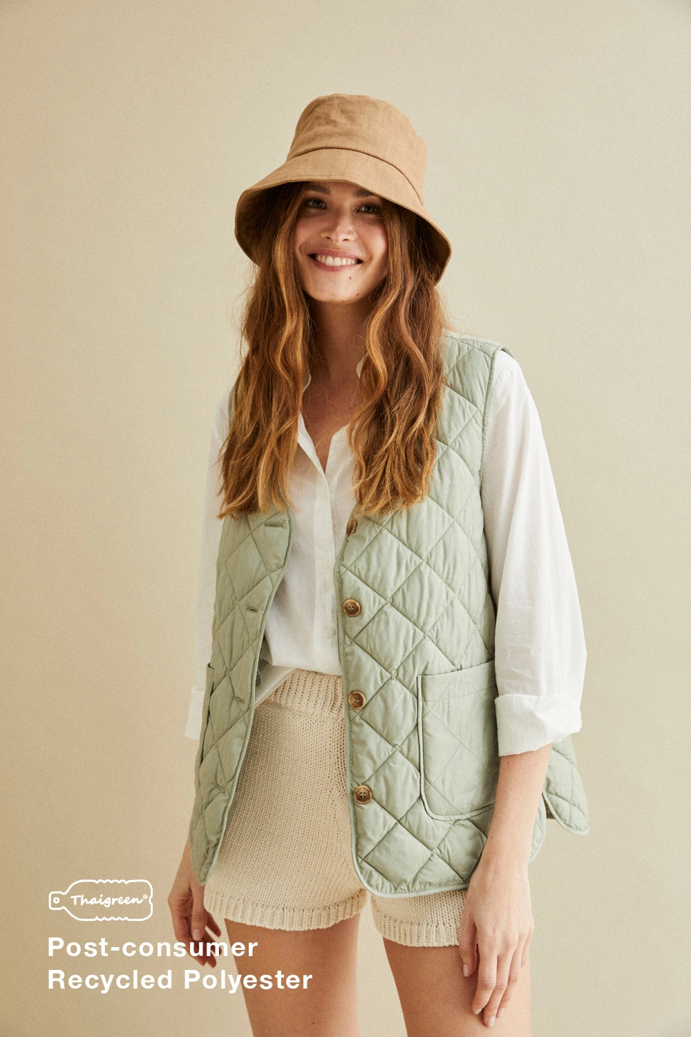 Eseoese Aberdeen Padded Vest
