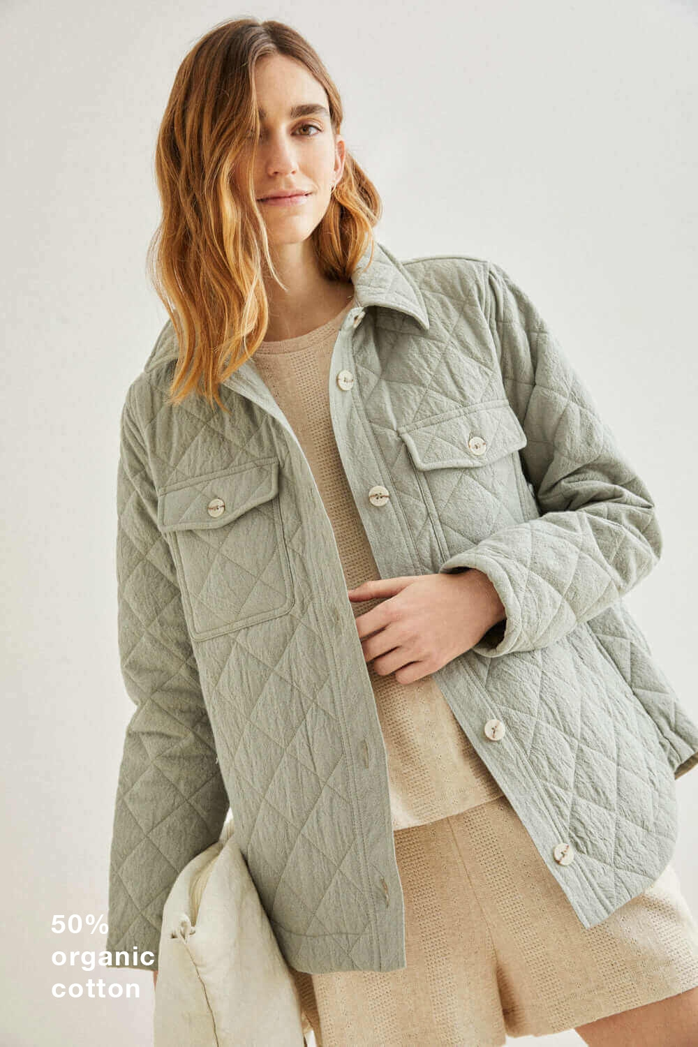 Washi Padded Jacket
