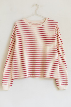 Felpa Stripes Sweatshirt