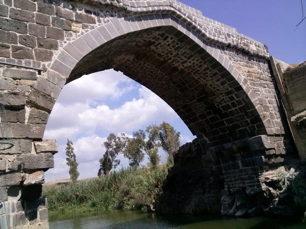 גשר על הירדן