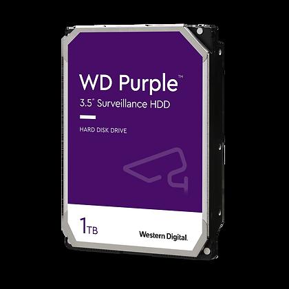SATA 1TB PC WESTERN DIGITAL PURPURA