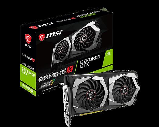 GeForce GTX 1650 SUPER™ GAMING X