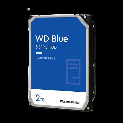 SATA 2TB PC WESTER DIGITAL BLUE