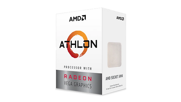 AMD ATHLON 3000G AM4 DUALCORE 3,5 GHz VEGA 3