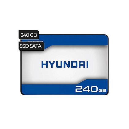 ESTADO SOLIDO 240 GB HYUNDAI SATA 3