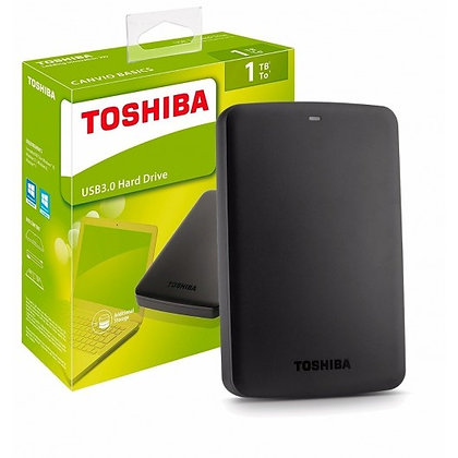 EXTERNO 1 TB TOSHIBA USB 3,0