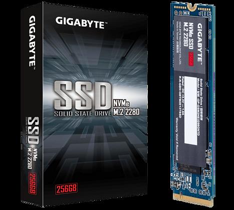 ESTADO SOLIDO 256 GB GIGABYTE PCIe X4 M.2 2280