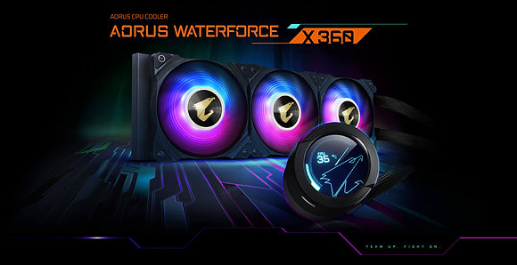 AORUS WATERFORCE X 360
