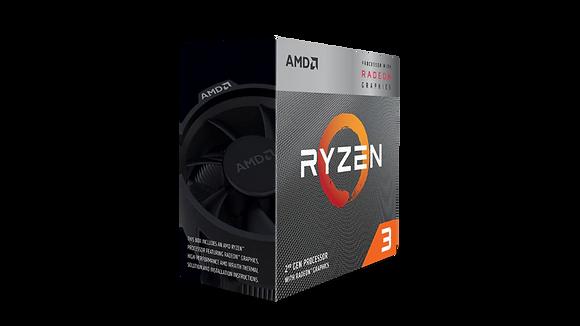 AMD Ryzen™ 3 3200G Vega 8 Graphics